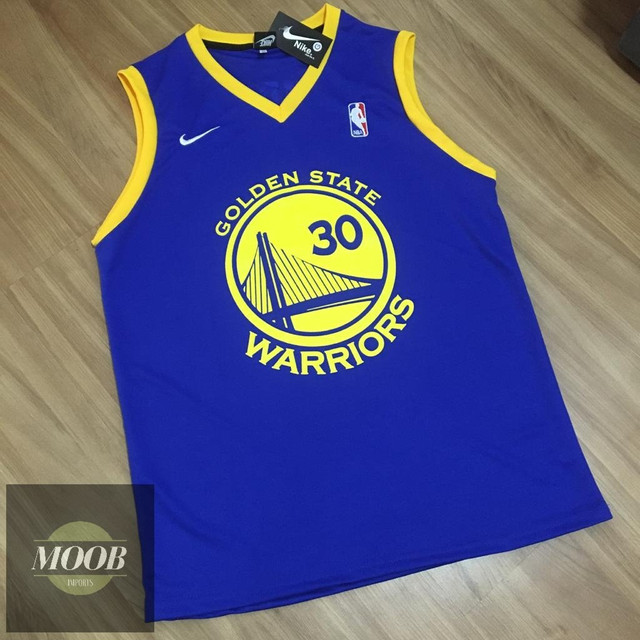 Regatas Dry Fit Curry Golden State - Foto 2