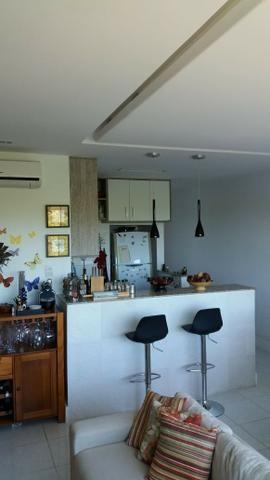 Cobertura Duplex Decorado com acesso exclusivo para o Rio em Buraquinho R$ 490.000,00 - Foto 10