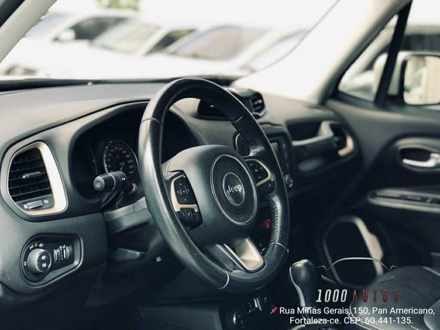 Jeep Renegade 2015/2016 Longitude 4x4 Diesel Automática - Foto 17