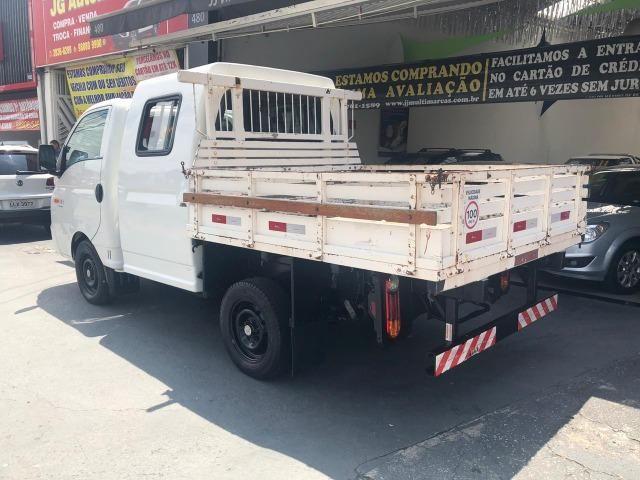 Hyundai HR 2.5 Turbo Diesel - Baixa KM - 12500 de Entrada - IPVA pago - Com Garantia - Foto 3