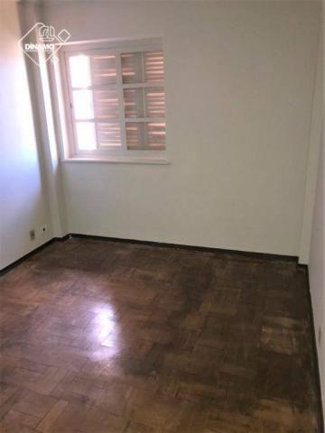 Apartamento com 2 dormitórios para alugar, 93 m². - centro - ribeirão preto/sp - Foto 6