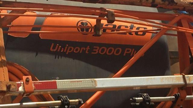 Pulverizador autopropelido jacto uniport 3000 ano 2015 - Foto 4