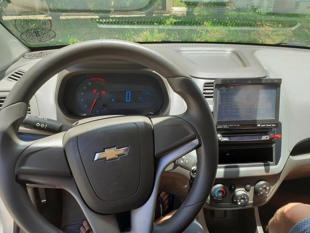"""Cobalt 1.4 completo """"impecável"""" carro na família desde zero km!!! r$25.900 - Foto 7"""
