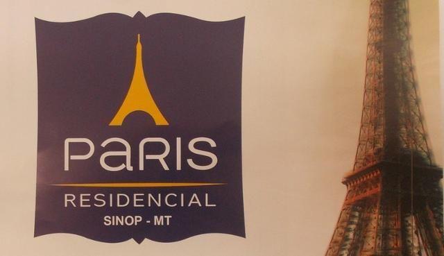 Terreno de avenida Residencial Paris