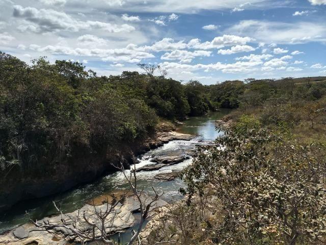 Fazenda Escriturada 90 Hect as Margens do Rio Areia Localizado Santo Antônio do Descoberto - Foto 14