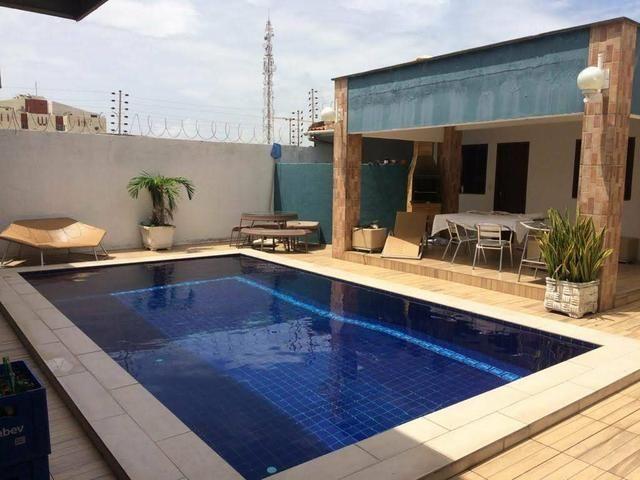 Nelson Garcia alugo casa mobiliada, piscina, no Renascença