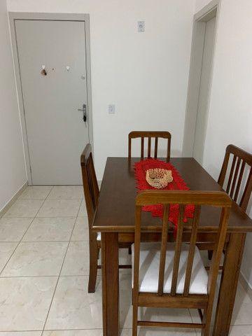 Apartamento para locação semi mobiliado no Bairro Serraria São José - Foto 4