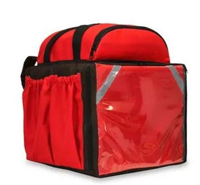 Bolsas mochilas Bag entregador motoboy - Foto 3