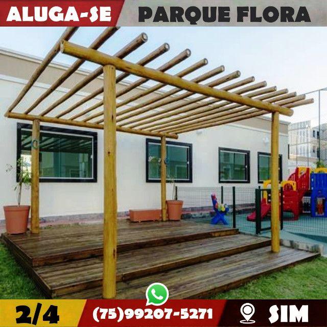 Parque Flora 2/4-Com Armários Na-Cozinha e Banheiro-Bairro-Sim-Feira de Santana-BA - Foto 11