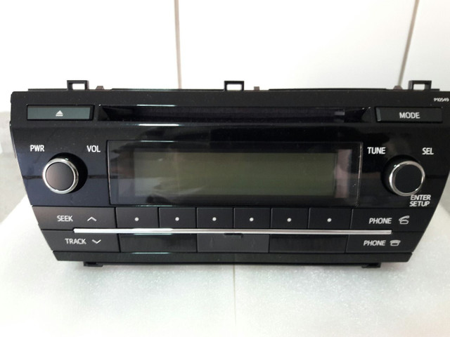 CD Player Automotivo Pioneer DEH-8148ZT Toyota Corolla 2015 a 2017