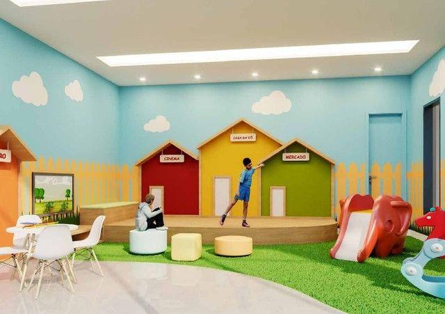 Apartamentos de 2 e 3 quartos-Área de Lazer Completo- Localizado no Bairro de Fatima - Foto 4