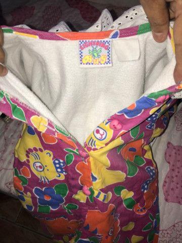 Macacão Infantil Importado - 5 a 9 meses - Foto 4