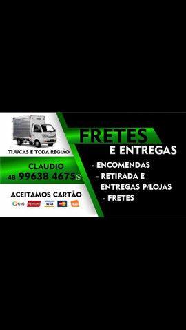 Fretes em Tijucas e região  - Foto 6