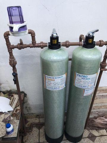 Sistema de tratamento de água - Retiramos ferro da água - Foto 4