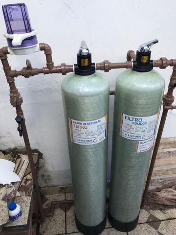 Sistema de tratamento de água - Retiramos ferro da água - Foto 3
