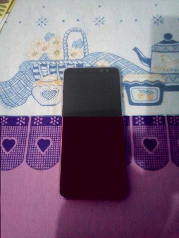 Samsung A8 64 gb vendo ou troco - Foto 3
