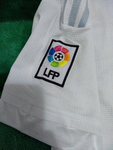Camisa do Real Madrid da Espanha 2015 Adidas - Foto 3