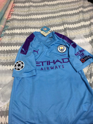 Camisa Manchester City - Foto 4