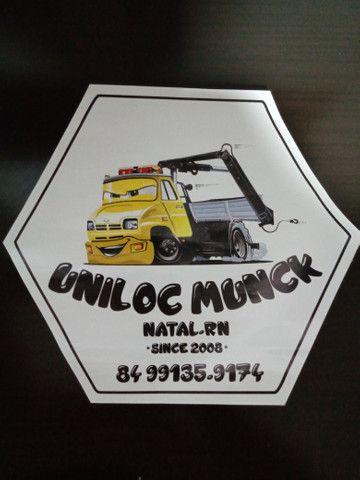 Locação de caminhão munck em natal - Foto 3