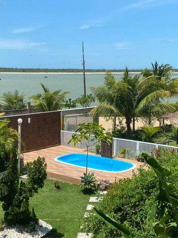 Casa ampla 6 quartos churrasqueira, piscina vendo - Foto 17