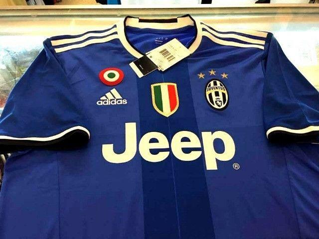 Camisa Juventus 2016 Original Adidas - Foto 4
