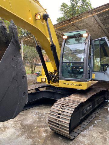 Escavadeira hidráulica FX215Lc - Foto 5