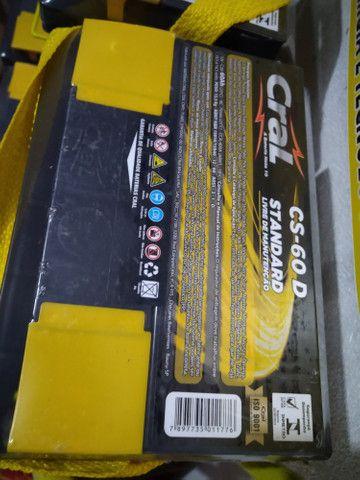 Bateria 60 amps cral - Foto 3
