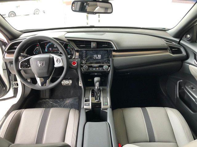 Honda Civic Touring 1.5 2021/2021 Zero Km - Foto 13