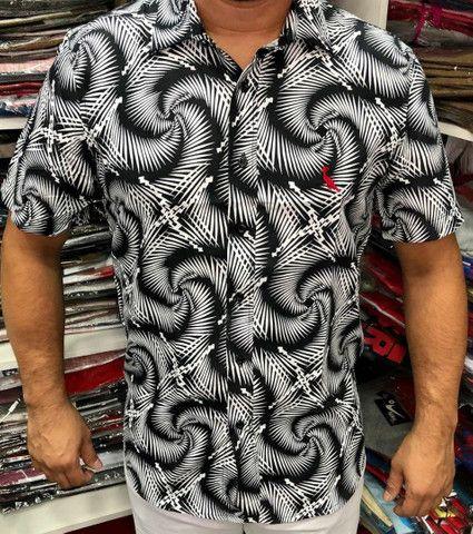 Camisa florida 3 - Foto 3
