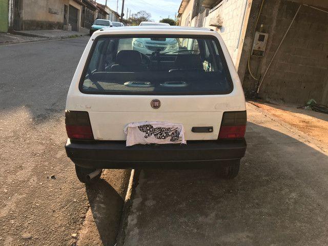 Vendo ou troco Fiat Uno Mille Smart 2001 - Foto 3