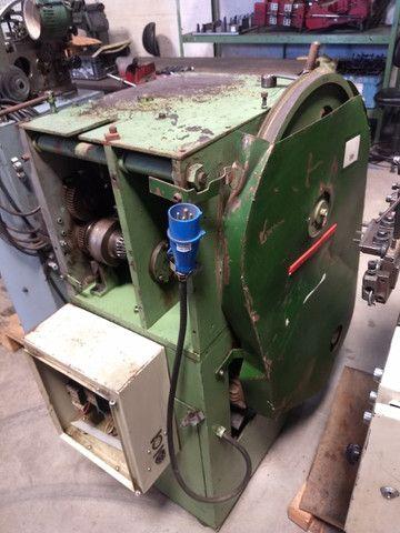 Máquina para produzir molas Carjac MC1 arame de 0,5 a 1,6 mm - Foto 2