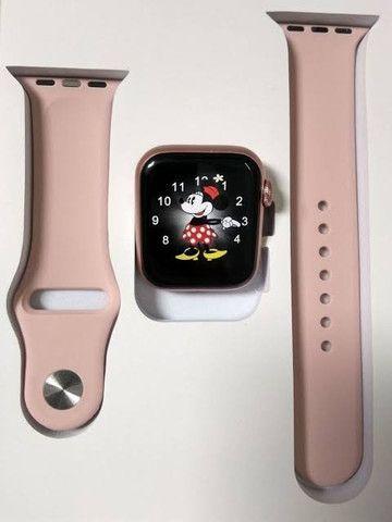 Iwo 12 Pro Rose 40mm. Última Unidade! Preço abaixo do mercado! Apple Watch - Foto 3