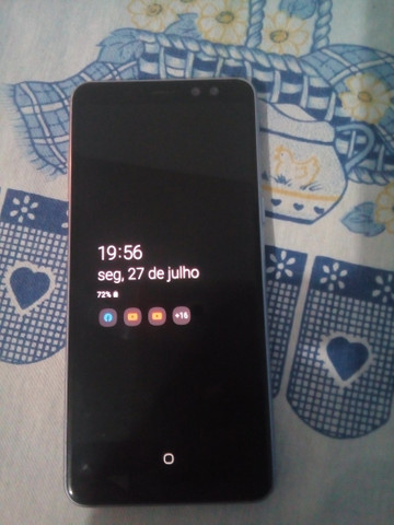 Samsung A8 64 gb vendo ou troco - Foto 5