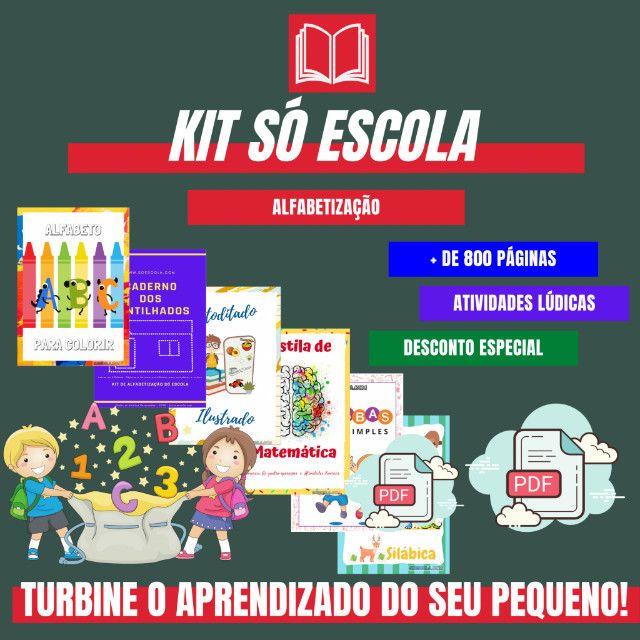 .:: Kit de Atividades Alfabetização Infantil ::