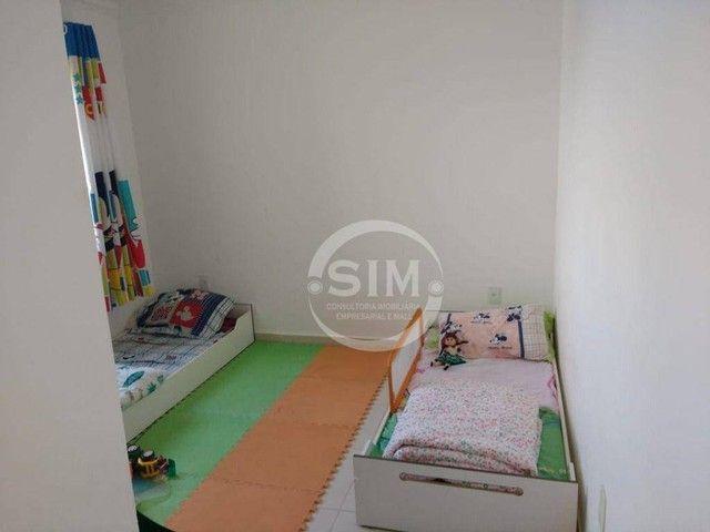 Apartamento com 3 dormitórios à venda, 102 m² - Vila Sao Pedro - São Pedro da Aldeia/RJ - Foto 7