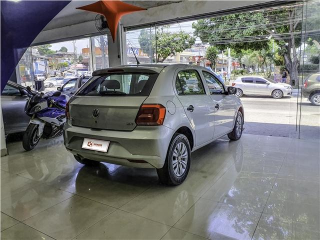 Volkswagen Gol 1.6 msi totalflex trendline 4p manual - Foto 4
