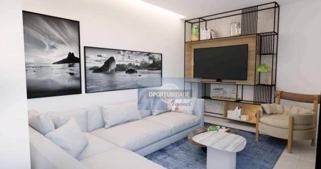 Apartamento com 3 dormitórios à venda, 140 m² por R$ 899.000,00 - Glória - Rio de Janeiro/