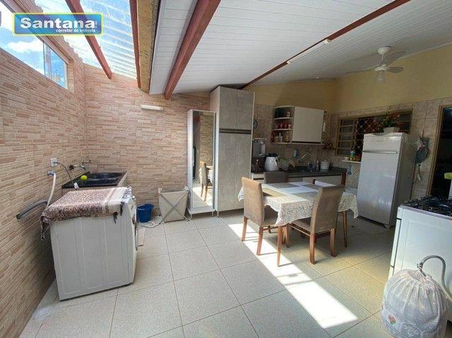 Chale com 4 dormitórios à venda, 160 m² por R$ 220.000 - Mansões das Águas Quentes - Calda - Foto 14