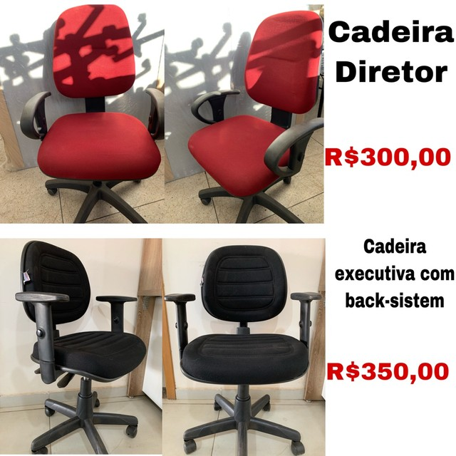 Cadeiras usadas em PROMOÇÃO  - Foto 3