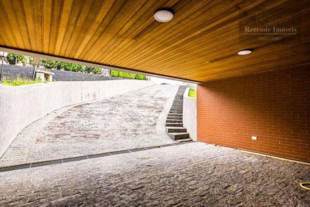 LF-CA0513-Casa com 4 dorm para alugar,472 m² por R$ 9.500/mês-São João-Curitiba/PR - Foto 14