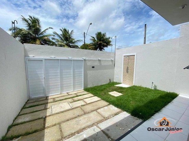 Casa com 3 dormitórios à venda, 86 m² por R$ 235.000,00 - Centro - Eusébio/CE - Foto 2