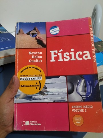 livro de fisica para vestibular e concurso