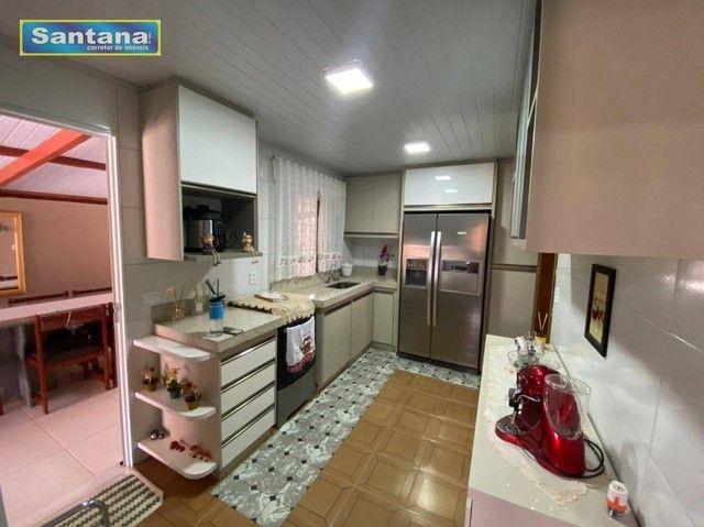 Chale com 4 dormitórios à venda, 160 m² por R$ 220.000 - Mansões das Águas Quentes - Calda - Foto 11
