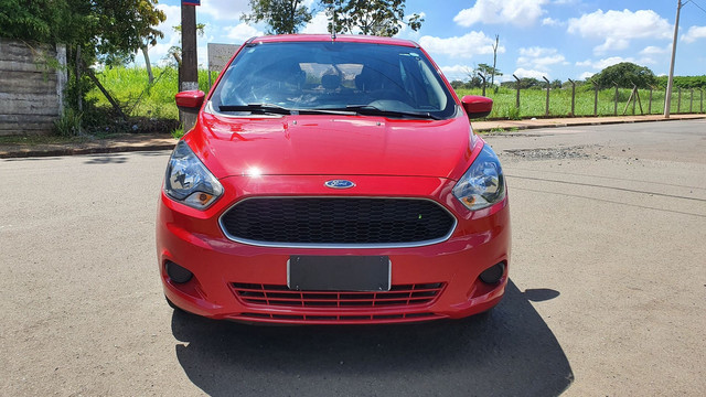 Ford Ka SE 1.0 Flex 2017 Manual Completo (IPVA pago) - Foto 2