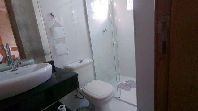Apartamento alto padrão 3 dormitórios suítes frente mar Campo da Aviação Praia Grande - Foto 11