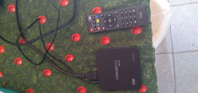 smart box tv 4k  - Foto 2