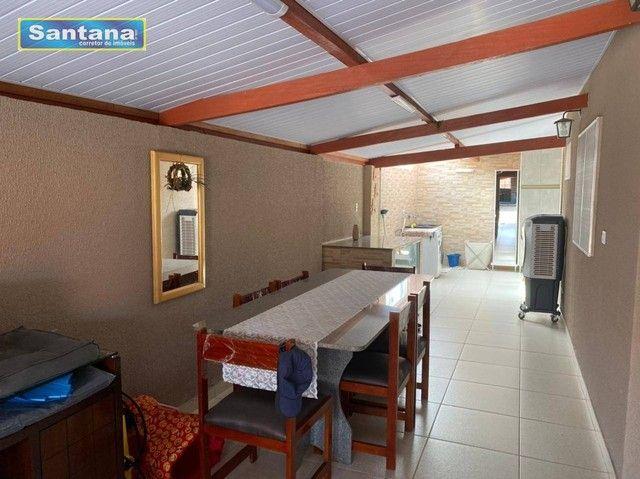Chale com 4 dormitórios à venda, 160 m² por R$ 220.000 - Mansões das Águas Quentes - Calda - Foto 12