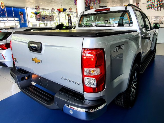 Nova Chevrolet S10 Ltz Diesel 2.8 Diesel 2022 - Foto 7