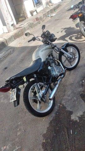 Vendo linda moto - Foto 2