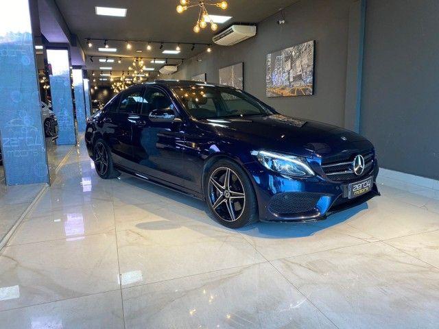 Mercedes-Benz C300 2.0 Sport 9G-Tronic 2018,Configuração Linda,Impecável  - Foto 16